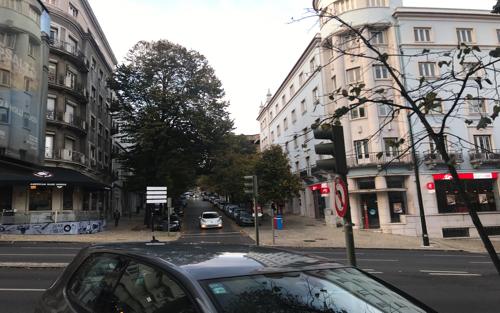 Escritório em Lisboa na Rua Alexandre Herculano